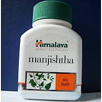 Манджишта (Manjishta) 60 таб - Himalaya