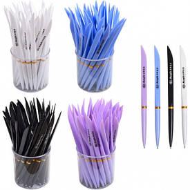 Ручка шариковая «Перо» синяя