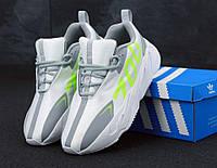 Чоловічі кросівки Adidas Yeezy 700, Репліка, фото 1