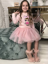 Кардигани, сорочки, свитшоты для дівчаток