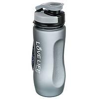 """Крутая спортивная бутылка для воды 600мл """"LoveLife"""""""