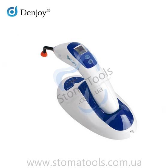 Denjoy DY 400-4 blue беспроводная фотополимерная лампа
