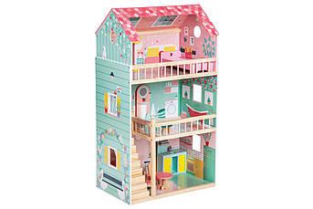Кукольный домик Janod Счастливый день J06580