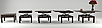 Стол трансформер Флай уф04123 Fusion Furniture , фото 2