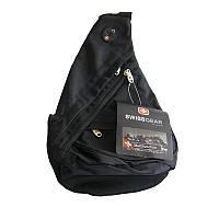 Однолямочный городской рюкзак, слинг, Wenger SwissGear Small Swiss Sling, (46733)