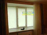 Тканевые ролеты на окна м/п двери, фото 6