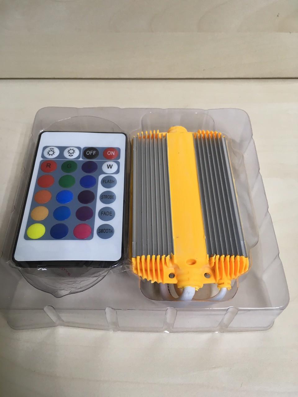 Контроллер RGB 220В 2000W (Лед лента, Лед Неон)