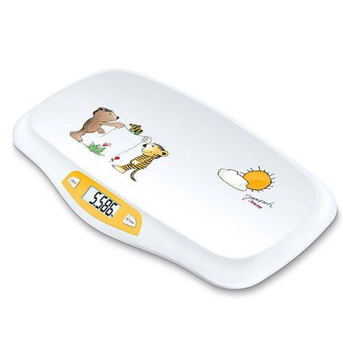 Детские электронные весы с функцией определения точного веса шевелящегося младенца Вeurer BY 80