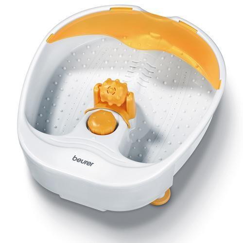 Гидромассажная ванна для ног Вeurer FB 14, желтый-белый