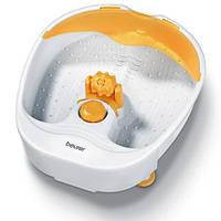 Гидромассажная ванна для ног Вeurer FB 14, желтый-белый, фото 1