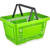 Корзины покупательские / корзинка для супермаркета 20 л