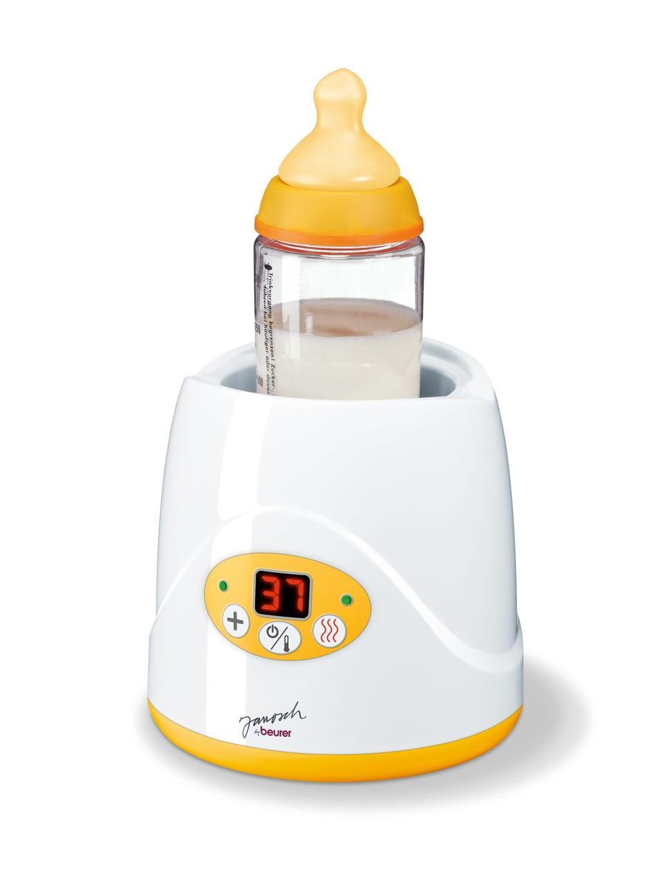 Подогреватель для детского питания 2 в 1: разогрев и поддержание необходимой температуры Вeurer JBY 52