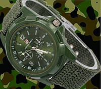 Часы мужские Gemius Army : Зелёные