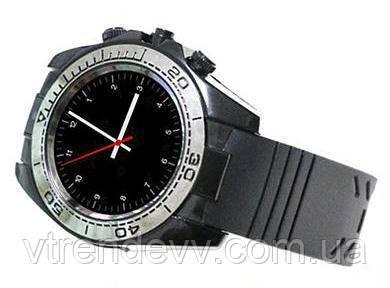 Смарт-часы UWatch SW 007 серебро