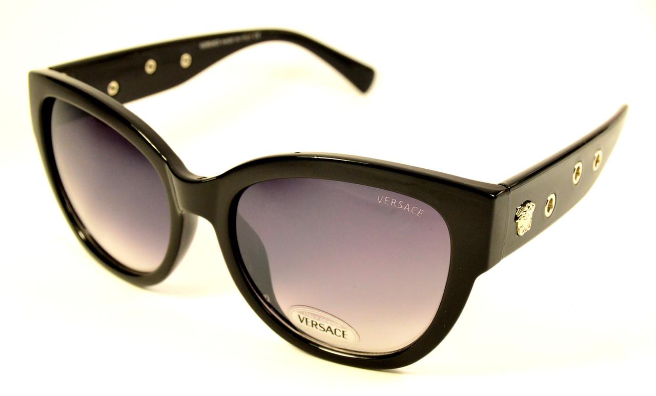 Женские солнцезащитные очки Versace (7203 С1)