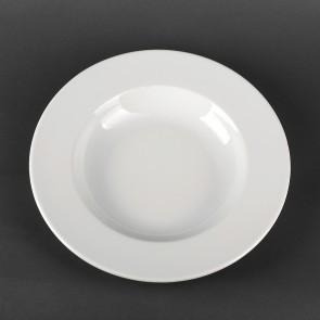 Тарелка глубокая фарфоровая Lubiana Ameryka 500 мл (125)