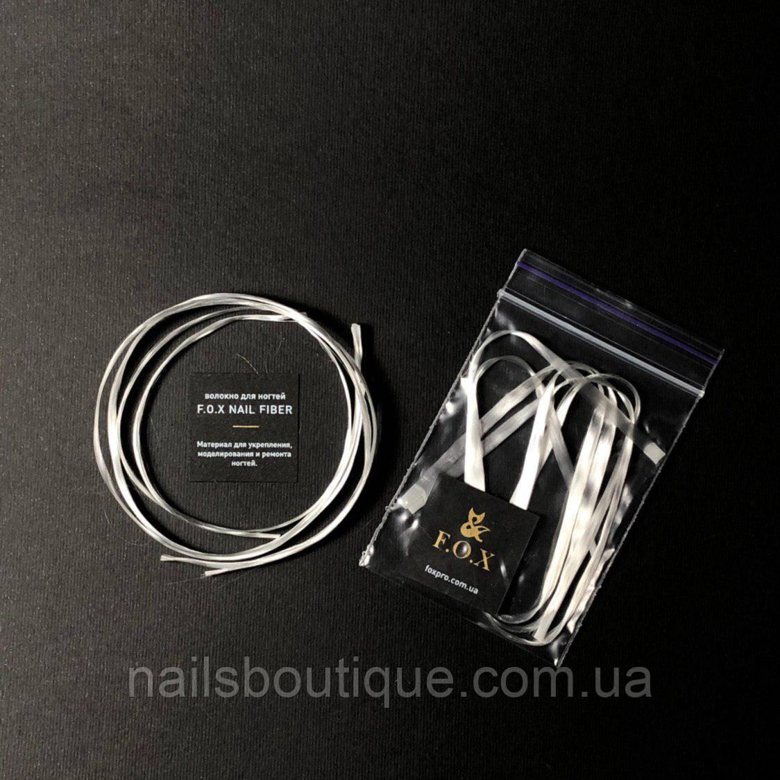 Стекловолокно для наращивания F.O.X Nail Fiber