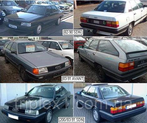 Лобовое стекло Audi