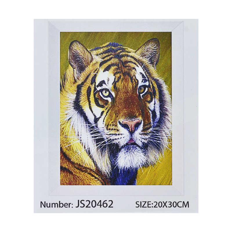 Алмазная мозаика JS 20462 (50) в коробке 30х20