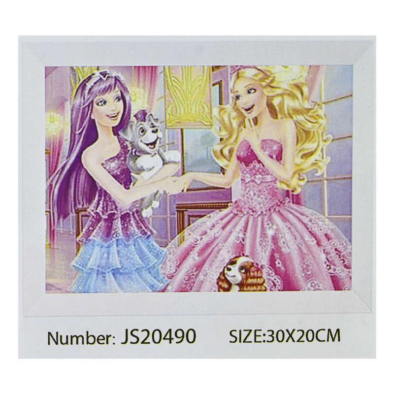 Алмазная мозаика JS 20490 (50) в коробке 30х20