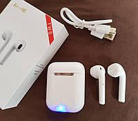 Беспроводные сенсорные Bluetooth наушники tws Air-H8, фото 1