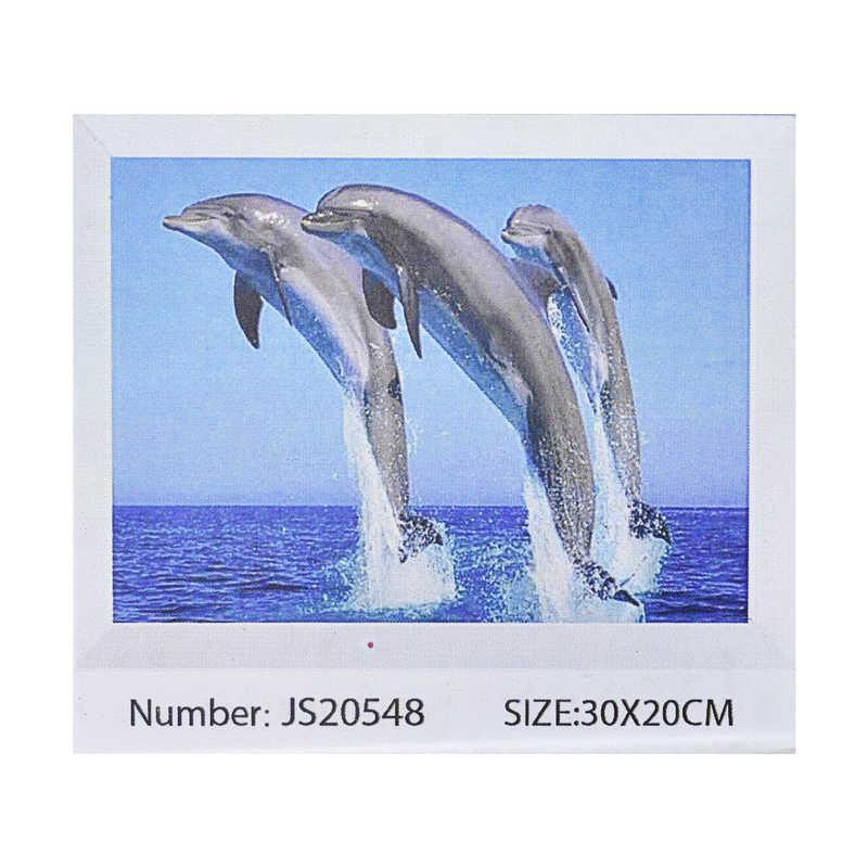 Алмазная мозаика JS 20548 (50) в коробке 30х20