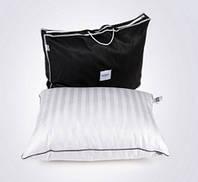 Подушка средняя 90% пуха Royal Премиум 105 MirSon 70х70 см вес 1300 г.