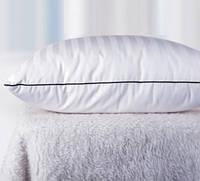 Подушка высокая 90% пуха Royal Премиум 3051 MirSon 70х70 см вес 1400 г.