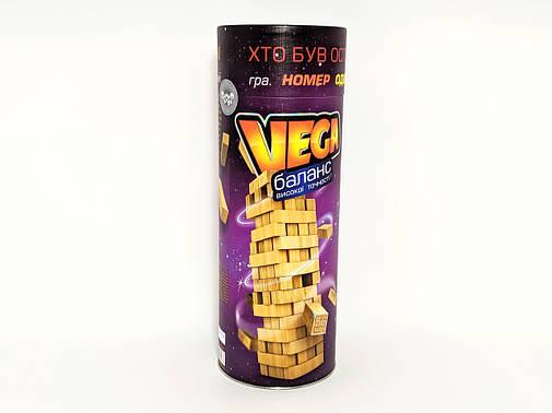 Настольная игра Дженга Vega, фото 2