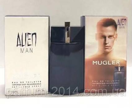 Мужская туалетная вода  Thierry Mugler ALIEN MAN (реплика), фото 2