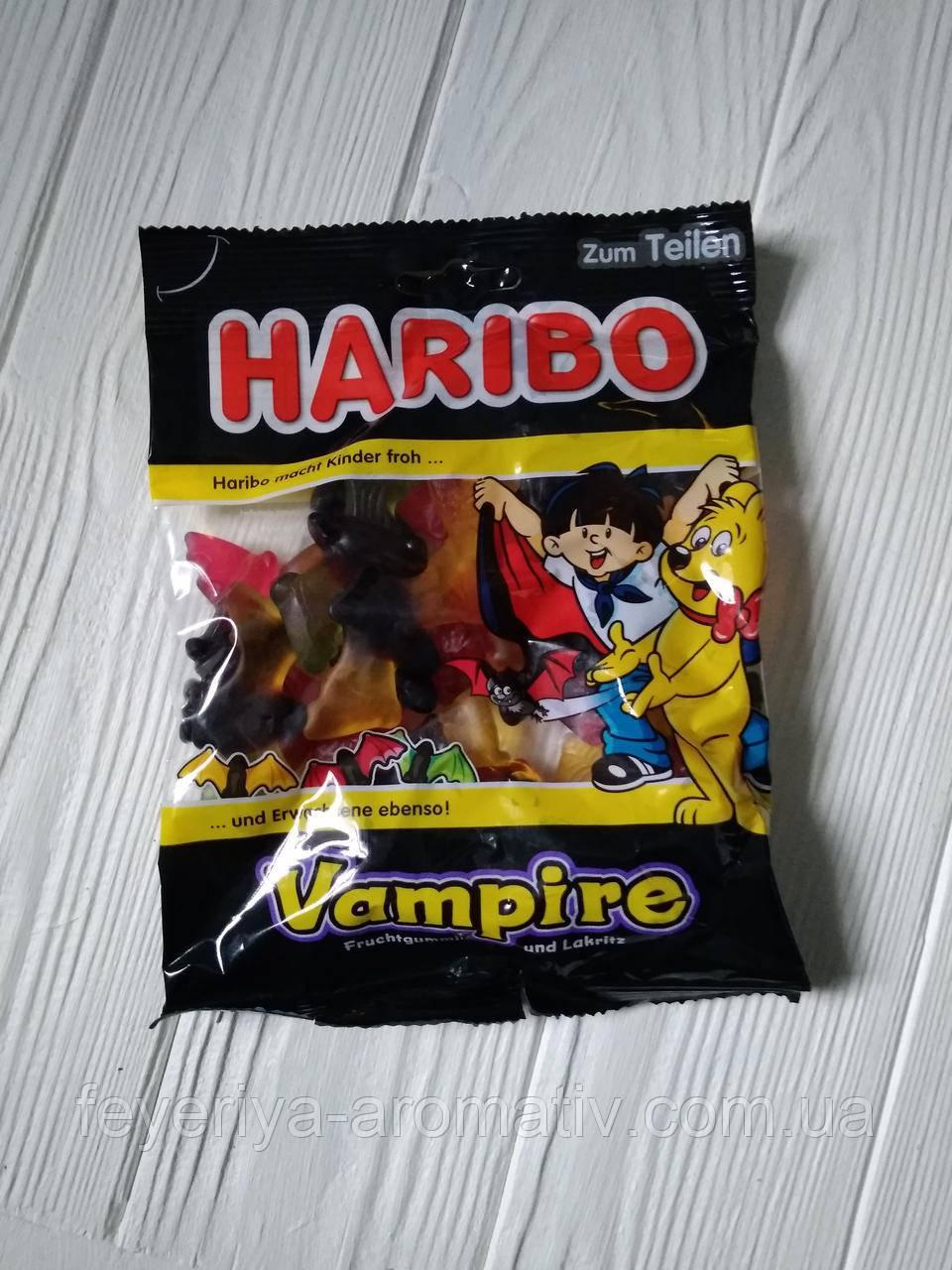 Желейные конфеты Haribo Vampire 200гр. (Германия)