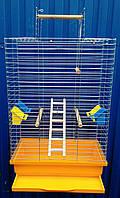 Клетка для птиц Лори Нимфа (цинк)  47х30х66 см, фото 1