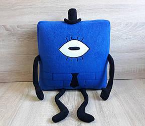 Мягкая игрушка - подушка Тэд Стрендж из Гравити Фолз, ручная работа