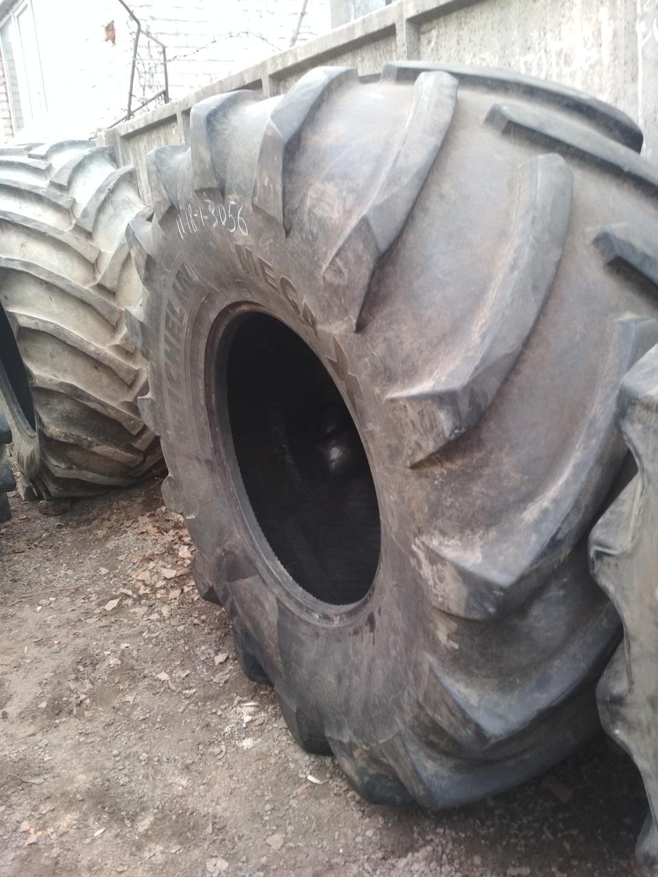 Шины б/у Michelin 900/60R32
