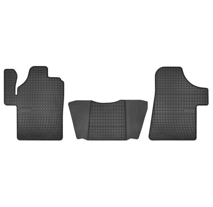 Резиновые коврики в салон FROGUM MERCEDES Vito 2/3M 2003 ->, Viano 2/3M 2003-2014