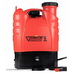 Обприскувач акумуляторний FORTE CL-18A, 8АН/12V, робочий тиск 2-4Bar, обсяг 18л, вага 6,5 кг