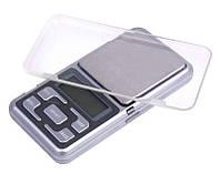 Карманные ювелирные электронные весы МН - 200, фото 1