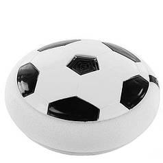 Футбольный мяч для дома с подсветкой Hoverball White