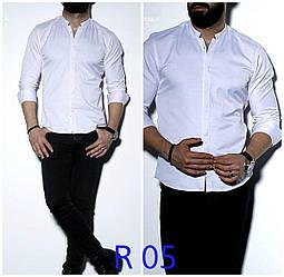 Стильная мужская рубашка произвсдство Турция,С,М,Л,ХЛ,ХХЛ