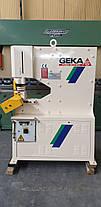 Пробивной пресс гидравлический GEKA PUMA 55 Испания бу, фото 3