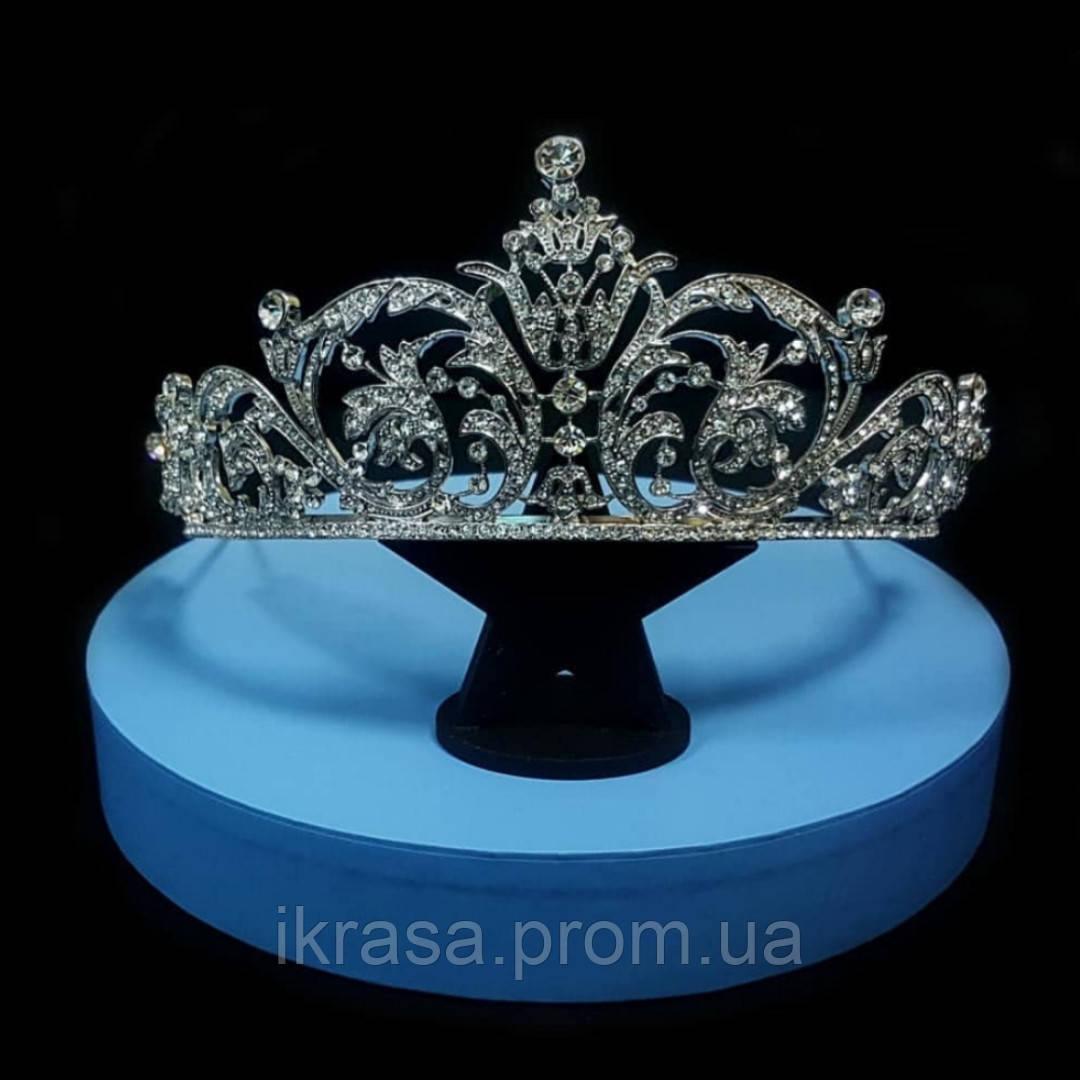 Elizy - Діадема копія корони Єлизавети (6,4 см)