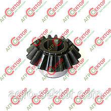Зірочка мала конічна роторної косарки (z=16) Wirax 8245-036-010-866 Z-069 5036010660 8245-036-010-660