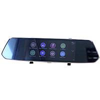 Зеркало видеорегистратор V700 (центральный большой экран)