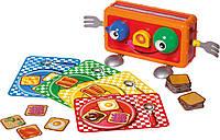 Веселая настольная игра для детей и врослих Tobi Toaster