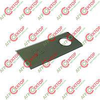 Ніж роторної косарки Wirax Z-069, Z-169 503601045, фото 1