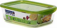 Контейнер стеклянный прямоугольный Luminarc Keep'n Box 820 мл (P4521), фото 1