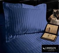 Элементы постельного белья MirSon Blue sea сатин наволочка 40х60 см