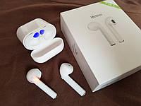 Беспроводные Bluetooth наушники  i8 Mini TWS, фото 1