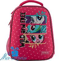 Ортопедический каркасный рюкзак для девочки Kite Little Pony LP19-531M, фото 1
