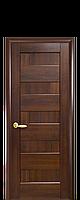 Дверное полотно Пиана Каштан глухое